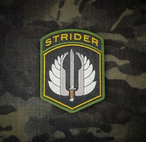 Prometheus Design Werx PDW Strider Logo Flash V1 Morale Patch - MSC SnG SMF TAD