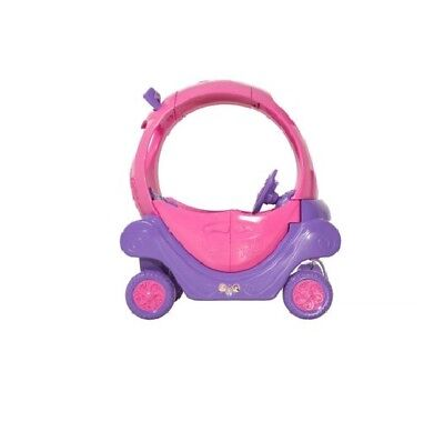 Kids Ride On Car Girls Princess Ride-On Toy Toddler Toys Pedal Wagon Tricycle  (Princess Wagon)
