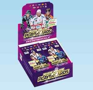 EBEL Playercards 2014/15: 4 Serie 1 oder 2 Premium Cards frei wählbar Eishockey - Graz-Wetzelsdorf, Österreich - EBEL Playercards 2014/15: 4 Serie 1 oder 2 Premium Cards frei wählbar Eishockey - Graz-Wetzelsdorf, Österreich