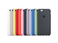 Genuine Apple Silicon Case For iPhone 6s/6