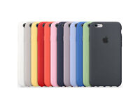 Apple Silicone Case For iPhone 6s/6 and 6sPlus/6Plus