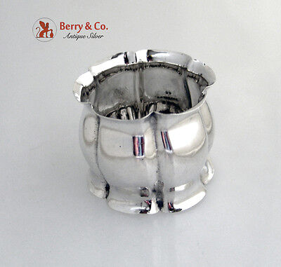 Sterling Silver Napkin Ring Reed And Barton 1920