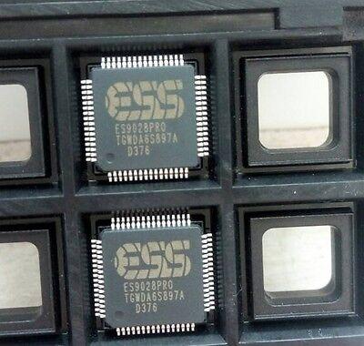 2016 New Ess Es9028 Es9028pro Audio Dac Ic Only 1 Peice Original Ess Agent
