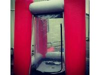 Inflatable Cash Cube/Grabber Hire