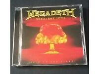Megadeth - back to the start