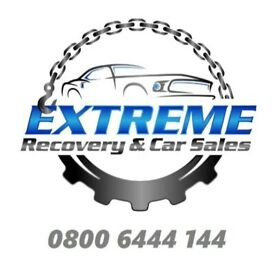 EXTREME RECOVERY 24/7 TOW TRUCK SERVICE / JUMP START / SCRAP CARS WANTED FOR CASH £££££££