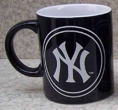 Coffee Mug Sports MLB New York Yankees NEW 14 ounce cup with gift box