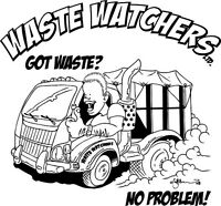 Waste Watchers - Garbage Bins