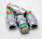 4-Pcs Car Auto Tire Pressure Monitor