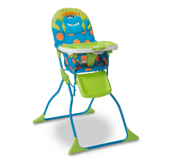 simple fold baby toddler deluxe high chair