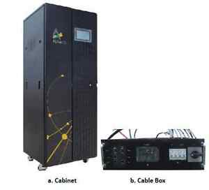 Off grid Lithium Iron battery 2.5kw + inverter + controller + cab Blenheim Lockyer Valley Preview