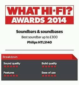 Phillips HTL5140 soundbar