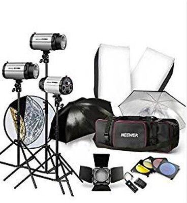 Photography Photo Studio Lighting Kit 900W