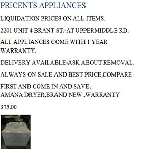 Washer/Dryer And Other Appliance Parts Of All Sorts Available... Oakville / Halton Region Toronto (GTA) image 3