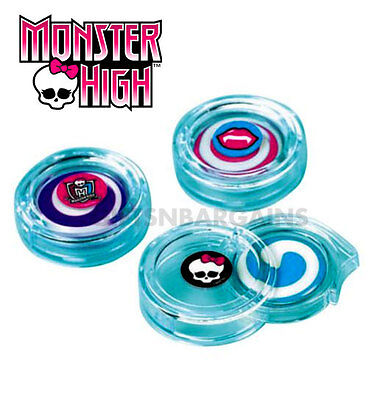 2 x Licensed Monster High Lip Gloss Birthday Party Favours Girls Fashion Beauty  ()