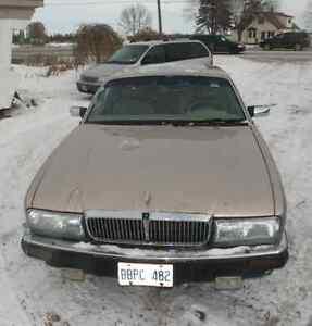 1992 Jaguar Just like Lady Di's