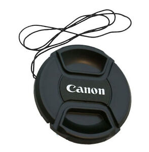 Cowboystudio-For-Canon-Center-Pinch-Snap-On-Front-Lens-Cap-67-mm