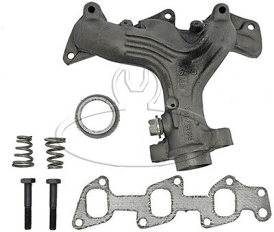 Exhaust Manifold & Gasket Kit / For 89-91 Sprint 89-00 Metro 1.0l Non-turbo