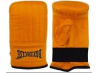Boxing pads and mitts