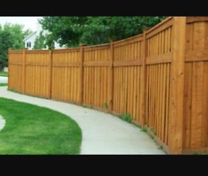 Fence repair and installation service in GTA 437-7798379