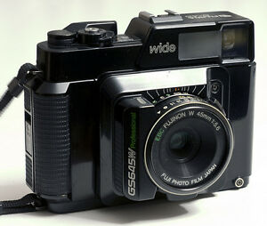 Looking For a Fujica GS645W Camera With 45mm Lens.