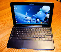 Samsung 700T windows 8 Tablet with keyboard