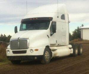 T2000 KW tractor