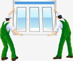 Vinyl WINDOWS & entry DOORS INSTALLATION & REPLACEMENT -BIG SALE