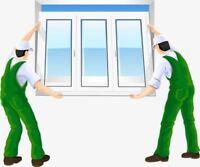 ✮✮✮Vinyl Windows & Entrance Doors Replacement Sale✮✮✮