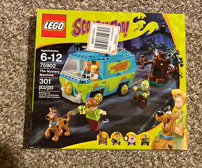 Lego Scooby-Doo The Mystery Machine (75902) - NEW IN BOX