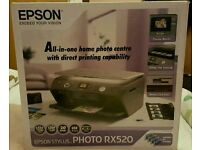 Epson photo printer/scanner