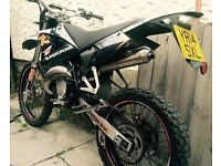 2014 sx cpi 50cc supermoto (swap for iPhone 6s/7 on EE ) pref rose gold