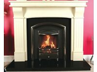 Fireplace - Marble Roma