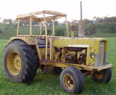 Chamberlain C670 tractor Lower Inman Valley Victor Harbor Area Preview