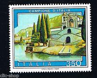 Italia Il Francobollo Turistica Campione D'italia 1984 Nuovo -  - ebay.it