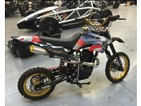 Pitbike crosser 150cc