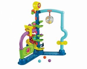 Fisher-Price Ball Slide Toy (Cruise and Groove Ballapalooza)