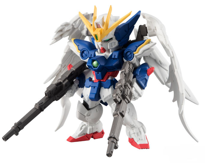 BANDAI FW GUNDAM CONVERGE ♯11 Altron Gundam EW version Japan NEW Figure