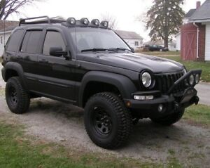 ISO: Jeep Liberty parts