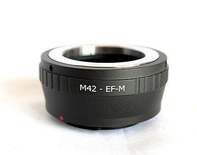 Адаптеры для объективов M42 Mount Lens