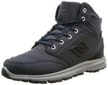 DC Shoes Men's Ranger SE Boots Graphite Black Size 7 New In Box Highett Bayside Area Preview