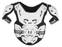 New Leatt 5.5 Pro Youth Body Armour Motocross KIDS MX CHEST PROTECTOR MTB KTM GEAR KIT CHILDRENS