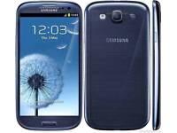 Samsung galaxy S3 16gb +Free sd card factory Unlocked good use condition