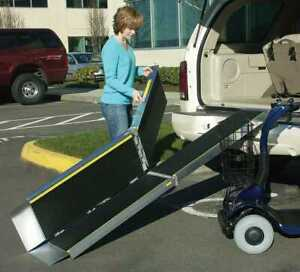 Portable  Ramps for RENT