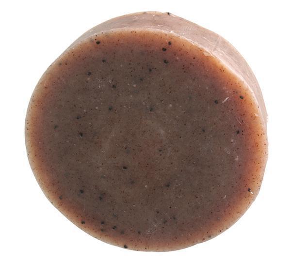 Vrindrivan ROUND Cinnamon soap