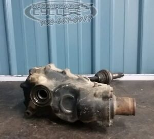 2008-2018 Yamaha Grizzly 550/700 Rear Differential