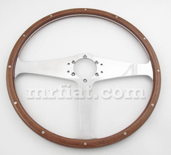 Jaguar Mk2 Derrington Oem Steering Wheel New