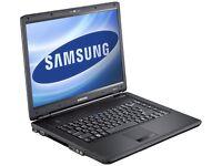 Cheap Fast Office SAMSUNG Core 2 Duo 250GB 4GB Laptop Windows 10