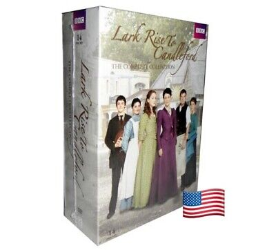 Lark Rise to Candleford The Complete Collection DVD SAME DAY SHIPPING