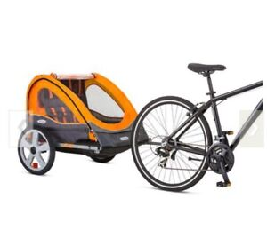 Bike double trailer great deal get ready for spring!!!